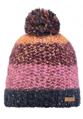 Barts Azalea Beanie dark heather